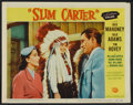 """Movie Posters:Comedy, Slim Carter Lot (Universal International, 1957). Lobby Cards (13)(11"""" X 14""""). Comedy.. ... (Total: 13 Items)"""