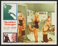 "Movie Posters:Crime, Sudden Danger (Allied Artists, 1955). Lobby Cards (7) (11"" X 14"").Crime.. ... (Total: 7 Items)"