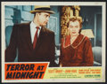 "Movie Posters:Crime, Terror at Midnight Lot (Republic, 1956). Lobby Cards (20) (11"" X14""). Crime.. ... (Total: 20 Items)"