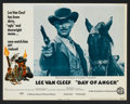 "Movie Posters:Western, Day of Anger (National General, 1968). Lobby Card Set of 8 (11"" X14""). Western.. ... (Total: 8 Items)"