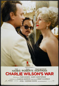 "Movie Posters:Drama, Charlie Wilson's War (Universal, 2007). Bus Shelter (48"" X 70"") DS Advance. Drama.. ..."