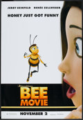 "Movie Posters:Animated, Bee Movie (DreamWorks, 2007). Bus Shelter (48"" X 70"") DS AdvanceStyle A. Animated.. ..."