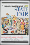 """Movie Posters:Musical, State Fair Lot (20th Century Fox, 1962). One Sheets (2) (27"""" X 41""""). Musical.. ... (Total: 2 Items)"""