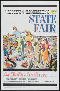 """State Fair Lot (20th Century Fox, 1962). One Sheets (2) (27"""" X 41""""). Musical. ... (Total: 2 Items)"""