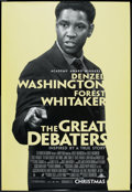 "Movie Posters:Historical Drama, The Great Debaters (MGM, 2007). Bus Shelter (48"" X 70"") SS.Historical Drama.. ..."
