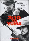 "Movie Posters:Western, 3:10 to Yuma (Lions Gate, 2007). Bus Shelter (48"" X 70"") DSAdvance. Western.. ..."