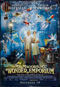 "Movie Posters:Fantasy, Mr. Magorium's Wonder Emporium (20th Century Fox, 2007). Bus Shelter (48"" X 70"") DS. Fantasy.. ..."