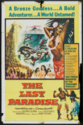 """Movie Posters:Documentary, The Last Paradise (United Artists, 1957). One Sheet (27"""" X 41""""). Documentary.. ..."""