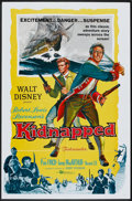 """Movie Posters:Adventure, Kidnapped Lot (Buena Vista, 1960). One Sheets (2) (27"""" X 41"""").Adventure.. ... (Total: 2 Items)"""