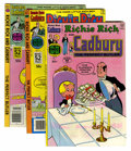 Bronze Age (1970-1979):Cartoon Character, Richie Rich and Cadbury File Copy Group (Harvey, 1977-82)Condition: Average NM-.... (Total: 21 Comic Books)