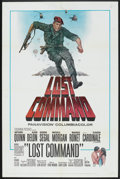 """Movie Posters:War, Lost Command (Columbia, 1966). One Sheet (27"""" X 41""""). War.. ..."""