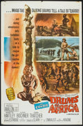"Movie Posters:Adventure, Drums of Africa (MGM, 1963). One Sheet (27"" X 41""). Adventure.. ..."