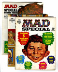 Magazines:Mad, Mad Special Group (EC, 1970-72).... (Total: 7 Comic Books)