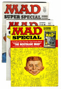 Magazines:Mad, Mad Special #9-19 Group (EC, 1972-76).... (Total: 12 Comic Books)