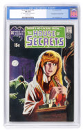 Bronze Age (1970-1979):Horror, House of Secrets #92 (DC, 1971) CGC VF+ 8.5 Off-white pages....
