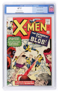 Silver Age (1956-1969):Superhero, X-Men #7 (Marvel, 1964) CGC NM- 9.2 Off-white to white pages....