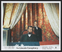 "The Lincoln Conspiracy (Sunn Classic, 1977). Color Stills (10) (8"" X 10""). Historical Drama. ... (Total: 10 It..."