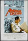 """Movie Posters:Comedy, American Splendor (Fine Line Features, 2003). One Sheet (27"""" X40""""). Comedy.. ..."""