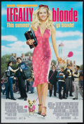 "Movie Posters:Comedy, Legally Blonde Lot (MGM, 2001). One Sheets (2) (27"" X 40"") SSAdvance. Comedy.. ... (Total: 2 Items)"