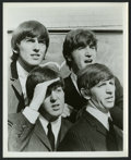 "Movie Posters:Rock and Roll, A Hard Day's Night (United Artists, 1964). Stills (6) (8"" X 10"").Rock and Roll.. ... (Total: 6 Items)"