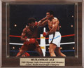 Boxing Collectibles:Autographs, Muhammad Ali Signed Photograph Plaque. ...