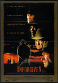 "Movie Posters:Western, Unforgiven (Warner Brothers, 1992). Australian One Sheet (27.5"" X39""). Western.. ..."