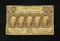 Fractional Currency:First Issue, Fr. 1281 25¢ First Issue Fine....