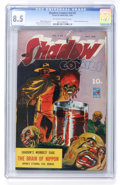 Golden Age (1938-1955):Crime, Shadow Comics V4#2 (Street & Smith, 1944) CGC VF+ 8.5 Off-white to white pages....