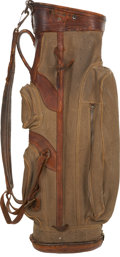 Political:Presidential Relics, Dwight D. Eisenhower: His Well-Used Personal Golf Bag....