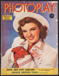 "Photoplay (December, 1940). Magazine (96 Pages, 10.5"" X 14"")"