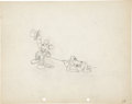 Animation Art:Production Drawing, Mickey's Gala Premiere Animation Production Drawing OriginalArt (Disney, 1933)....