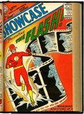 Silver Age (1956-1969):Superhero, Showcase #1-11 Bound Volume (DC, 1956-57)....
