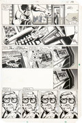 Original Comic Art:Panel Pages, Frank Miller and Klaus Janson Daredevil #179 page 19Original Art (Marvel, 1982)....