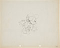 Animation Art:Production Drawing, Trader Mickey Animation Production Drawing Original Art (Disney, 1932)....