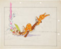Animation Art:Production Drawing, Merbabies Animation Concept Drawing Original Art Group of 3(Disney, 1938).... (Total: 3 Items)