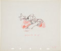 Animation Art:Production Drawing, Clock Cleaners Animation Production Drawing Original Art(Disney, 1937)....