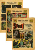 Golden Age (1938-1955):Superhero, The Spirit Section Group (Various Publishers, 1947-49).... (Total:24 Comic Books)