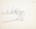 Animation Art:Production Drawing, Bosko and Honey Animation Drawing Original Art Groupof 2 (MGM, 1936-37).... (Total: 2 Items)
