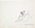 Animation Art:Production Drawing, Screwball Squirrel Animation Production Drawing Original ArtGroup of 2 (MGM, 1944).... (Total: 2 Items)
