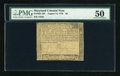Colonial Notes:Maryland, Maryland August 14, 1776 $8 PMG About Uncirculated 50....