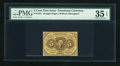 Fractional Currency:First Issue, Fr. 1231 5c First Issue PMG Choice Very Fine 35 EPQ....