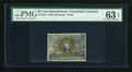 Fractional Currency:Second Issue, Fr. 1284 25c Second Issue PMG Choice Uncirculated 63 EPQ....
