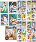 Autographs:Photos, Cleveland Indians Multi-Signed Photographs. ...