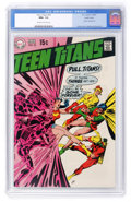Silver Age (1956-1969):Superhero, Teen Titans #22 Pacific Coast pedigree (DC, 1969) CGC NM+ 9.6 Off-white to white pages....