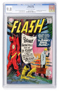 Silver Age (1956-1969):Superhero, The Flash #159 (DC, 1966) CGC NM/MT 9.8 Off-white to whitepages....