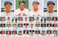 Autographs:Photos, Boston Red Sox Multi-Signed Photographs Group Lot Of 13....