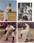 Autographs:Photos, New York Yankees Signed Photographs Group Lot of 7. ... (Total: 7items)