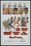 "Movie Posters:Comedy, Eight on the Lam (United Artists, 1967). One Sheet (27"" X 41"").Comedy. Starring Bob Hope, Phyllis Diller, Jonathan Winters,..."