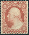 Stamps, 3c Claret, Type lll (26),...