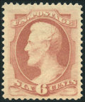 Stamps, 6c Pink (186),...